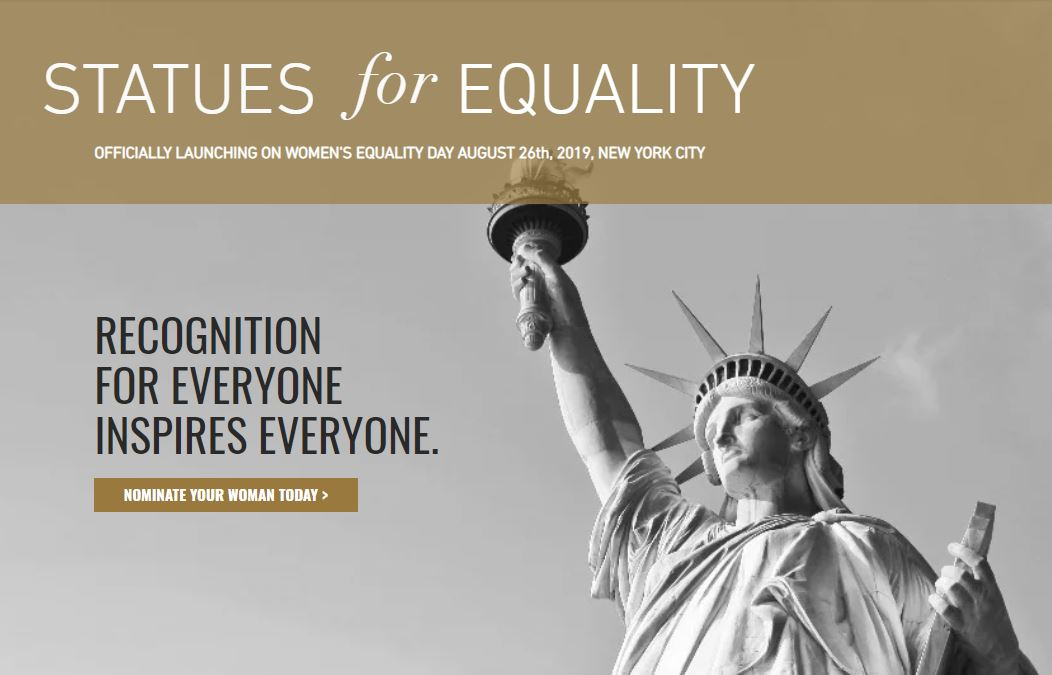 Statues for Equality - Liberty