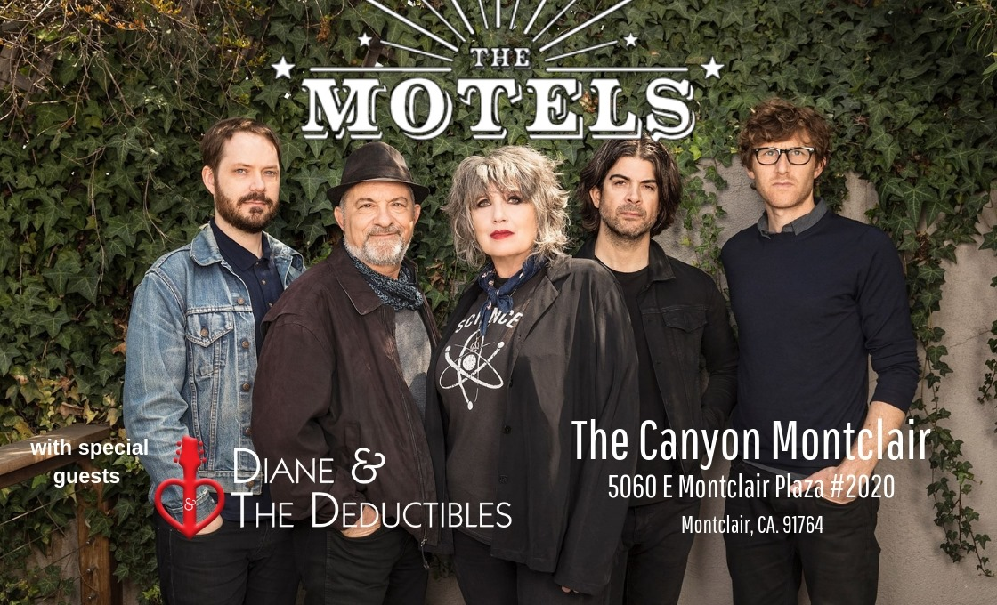 The Motels with Diane & The Deductibles